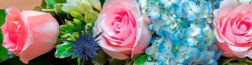 Flori pentru proaspete mamici si botez
