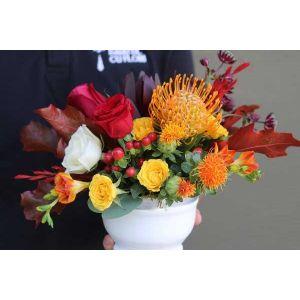 Aranjament floral Zi de Toamna